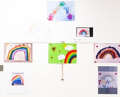ARHC_artwork on display at the hopsice