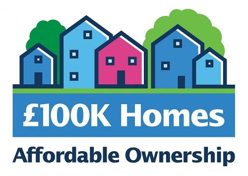 £100K hones_affordable ownership logo