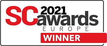 SC Europe Awards. logo