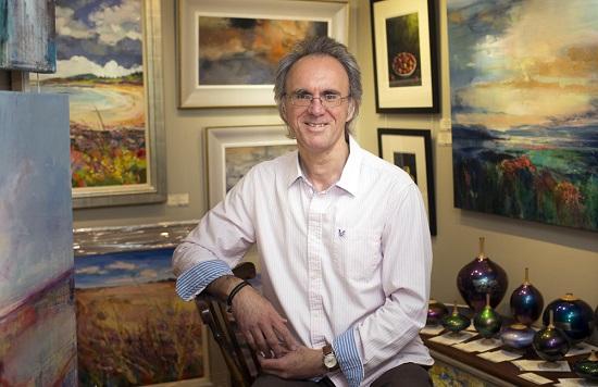 Karl Backhurst at The Darryl Nantais Gallery