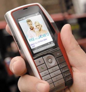 Dab Smartphone