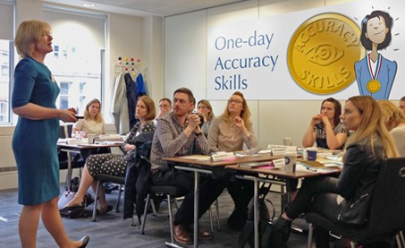 accuracy workshop