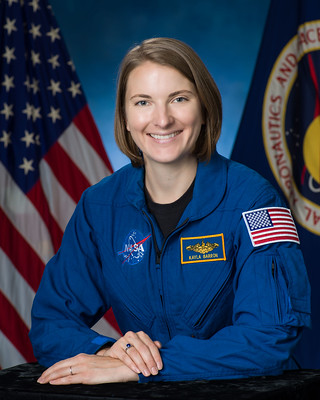 jsc2017e118421 (Oct. 25, 2017) --- 2017 NASA Astronaut Candidate Kayla Baron. Photo Credit: (NASA/Bill Stafford)/ Creative Commons via Flickr