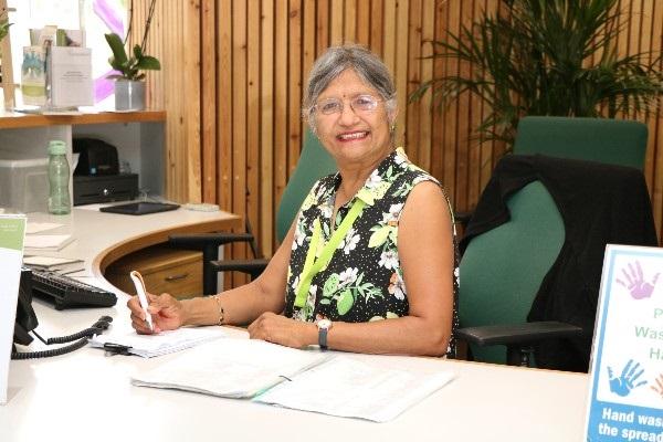 Volunteer at Arthur Rank Hospice