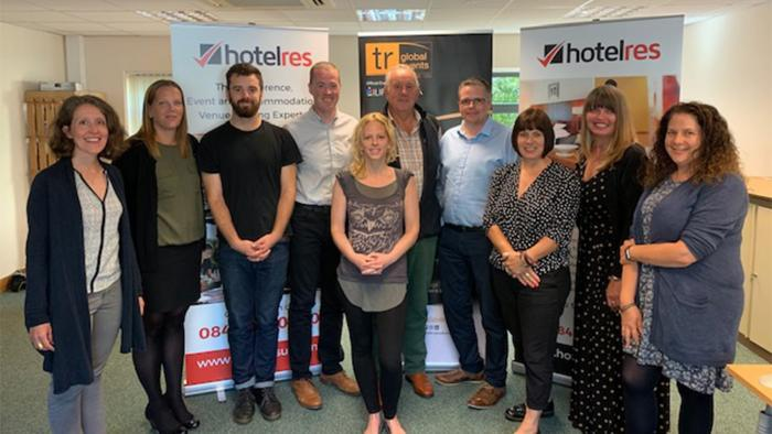 HotelRes, Cambridge & TR Global announce official partnership