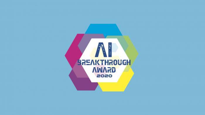 AI Breakthrough Award logo/ banner