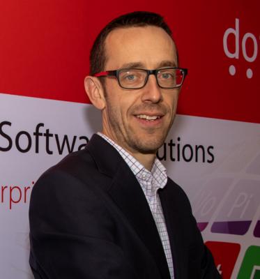 Alastair Hill, Co-Founder and CIO, Dotmatics