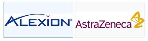 Alexion and AstraZeneca logos