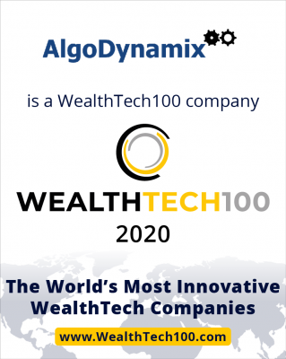 AlgoDynamix is a WealthTech100 Company