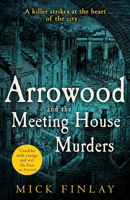 resized cover_Arrowood and the Meeting House Murders