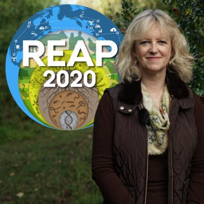 Belinda Clarket of Agri-TechE