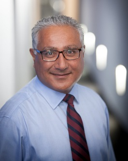 Danny Parmar, business development manager at Overbury and chairman of the BCO Midlands and East Anglia chapter