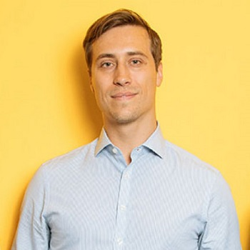 Niels Thoné, CEO of BlockClaim