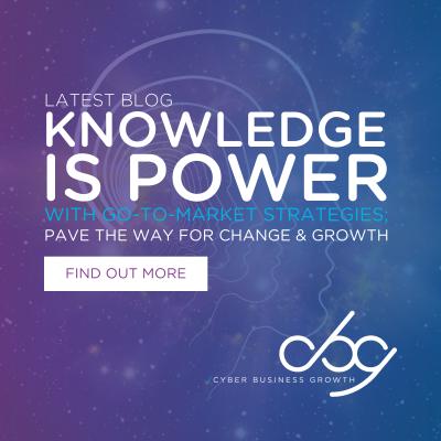 CBG Knowledge is Power banner