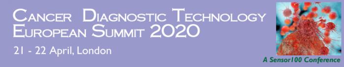 Cancer Diagnostic Technology European Summit 2020 Banner