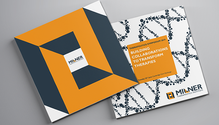 Milner Therapeutics brochure & Symposium 2020
