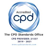 CPD Accredited Badge 2019 - 2021