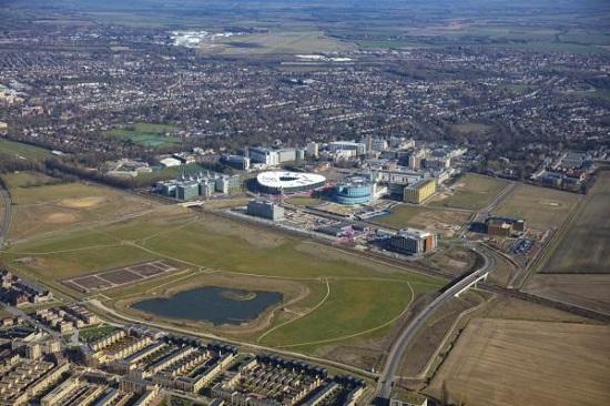 Cambridge Biomedical Campus_ aerial view