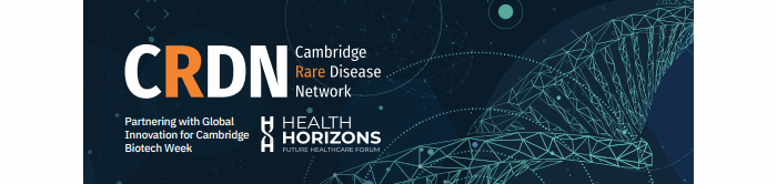 CRDN Health Horizons session banner