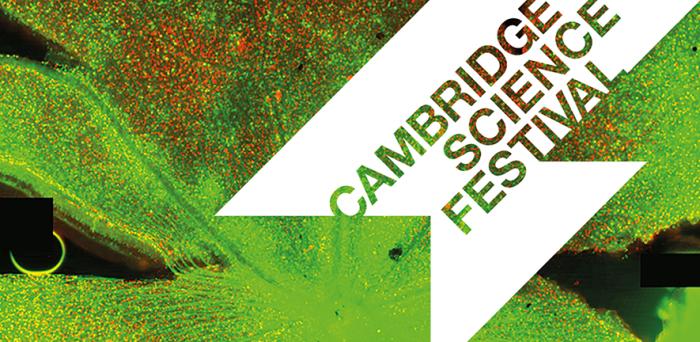 Cambridge Science Festival banner