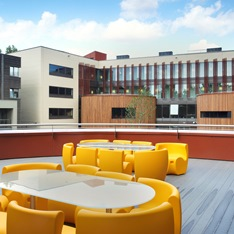 ARU's Cambridge campus