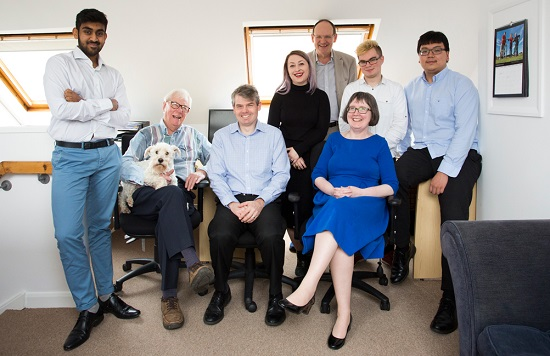 The team at Cambridge Cloud Accounting
