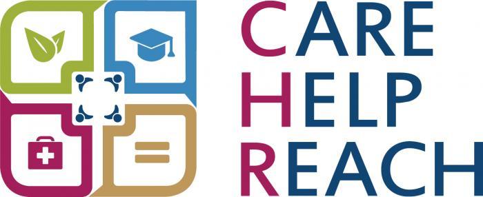 Care Help Reach logo