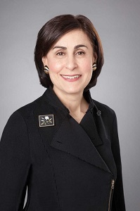 Caren Heller, MD, MBA, Chief Scientific Officer of the Crohn's & Colitis Foundation
