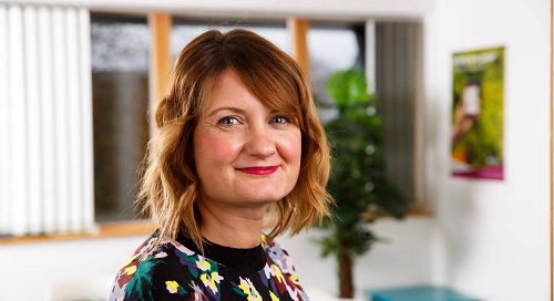 Chief Commercial Officer, Carole Charter