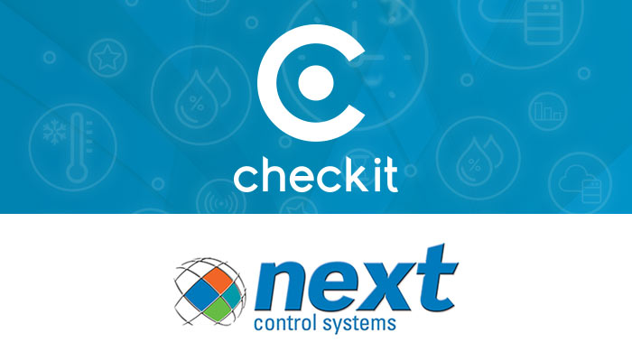 Checkit and Next Control Systems create business operations management global leader