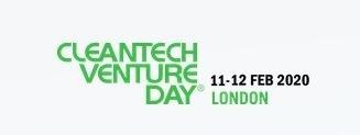 Cleantech Venture Day 2020 banner
