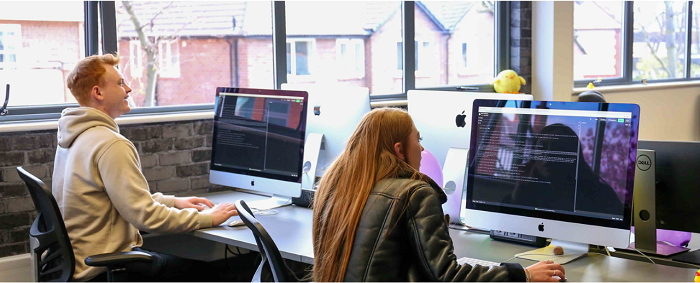 Code Nation & Cambridge Regional College team up to fill the skills gap
