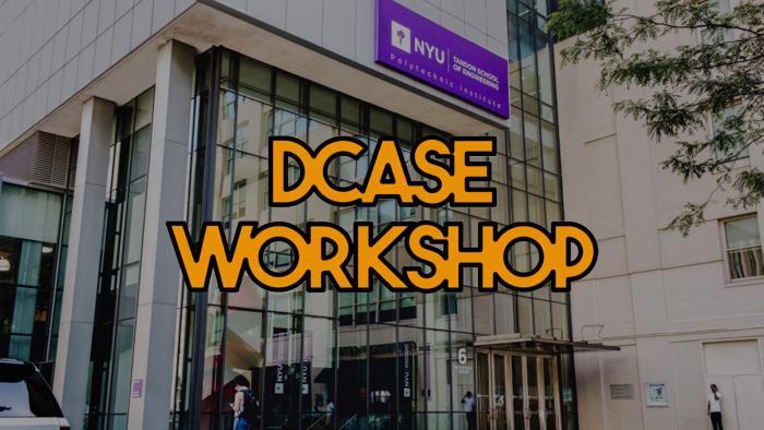 DCASE workshop banner