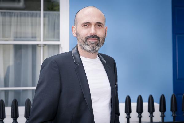 Moonworkers' founder, Nicolas Croix