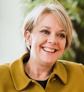 Dawn Oliver, the firm's senior partner
