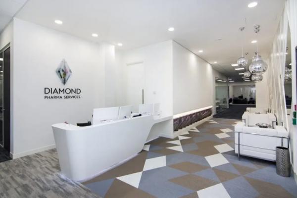 Diamond Pharma Services offices