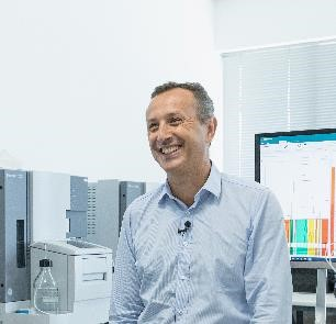 António Parada, CEO of FairJourney Biologics