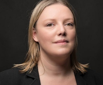 CUH intensive care specialist, Dr Charlotte Summers