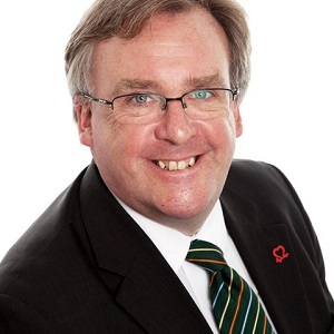 Chair of the CUH organ donation committee and Trust non-executive director, Dr Mike Knapton