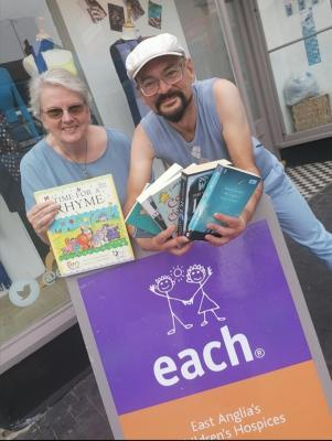 EACH is giving away fre children's books