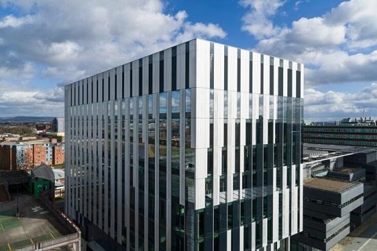 The Henry Royce Institute Hub building. Credit: Henry Royce Institute