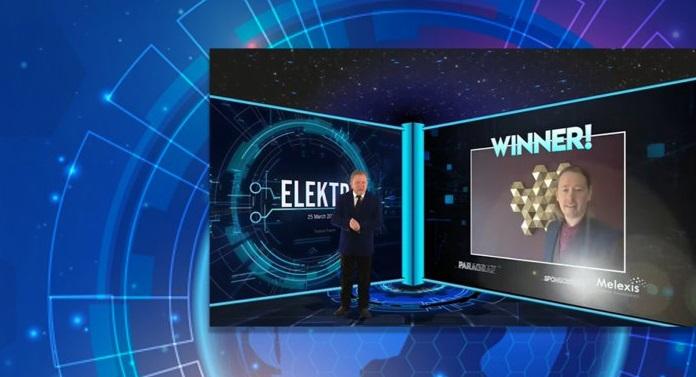 Elektra award presentation