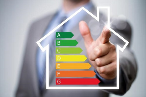 energy ratings graphic_ house and EPC graph