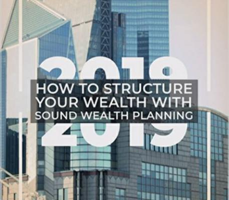 screen shot from 'Sound wealth planning' video