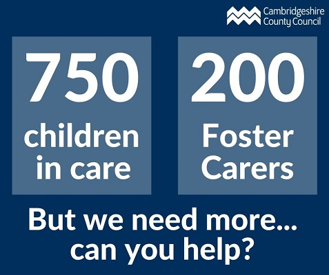 fostering infographic