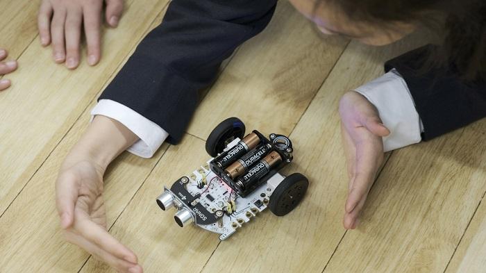 Fulbourn robot