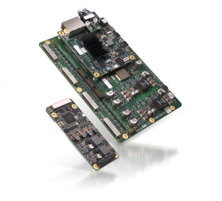 The new GIS Drive Electronics Boards for Toshiba TEC CF3 printheads