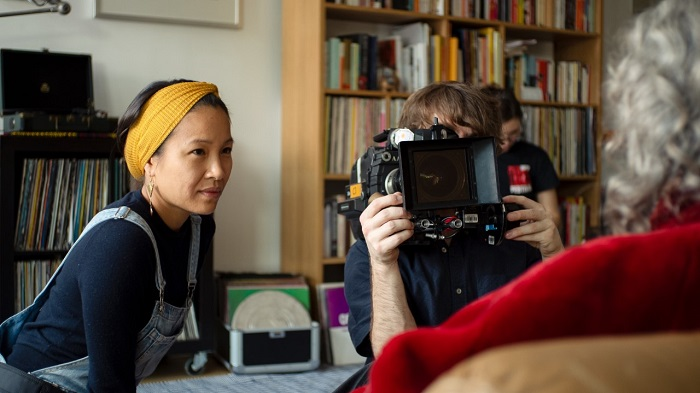 Filmng The Gift of Time Credit: Asem Nugumanova