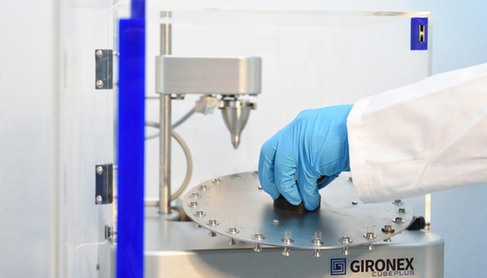 GiroNEX launches Cube Plus