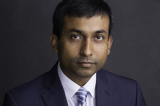 Honorary consultant psychiatrist, Dr Golam Khandaker